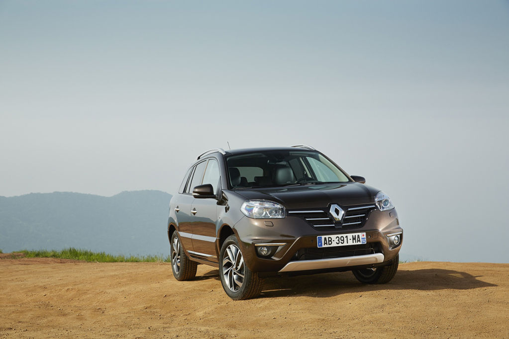 Renault Koleos 2013 2