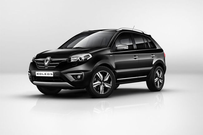 Renault Koleos 2013 estudio 2