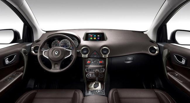 Renault Koleos 2013 interior 3
