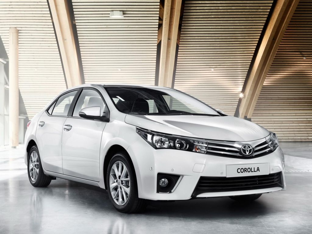 Toyota Corolla 2014 1