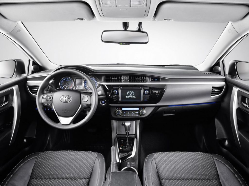 Toyota Corolla 2014 As Luce El Futuro Sed N Japon S