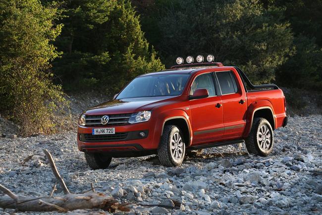 Volkswagen Amarok Canyon 2013 3