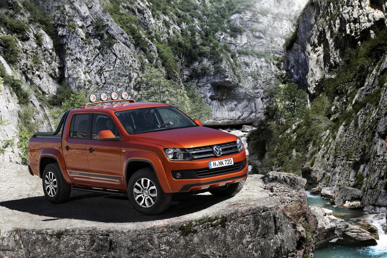 Volkswagen Amarok Canyon 2013 9