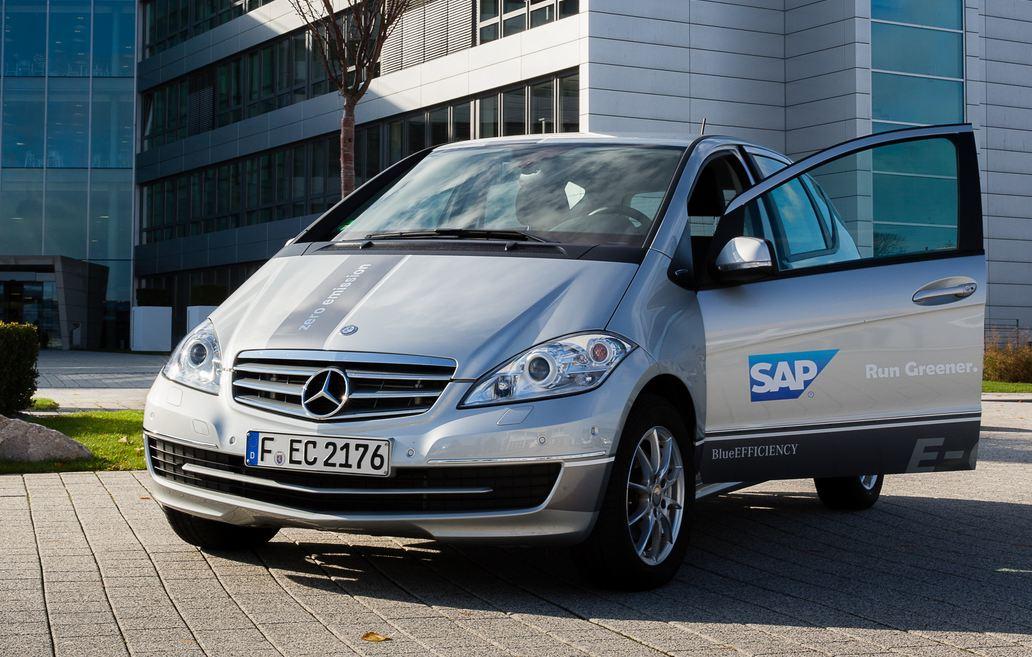 coche SAP