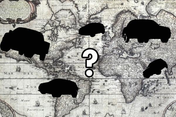 coches mas vendidos 2012 paises