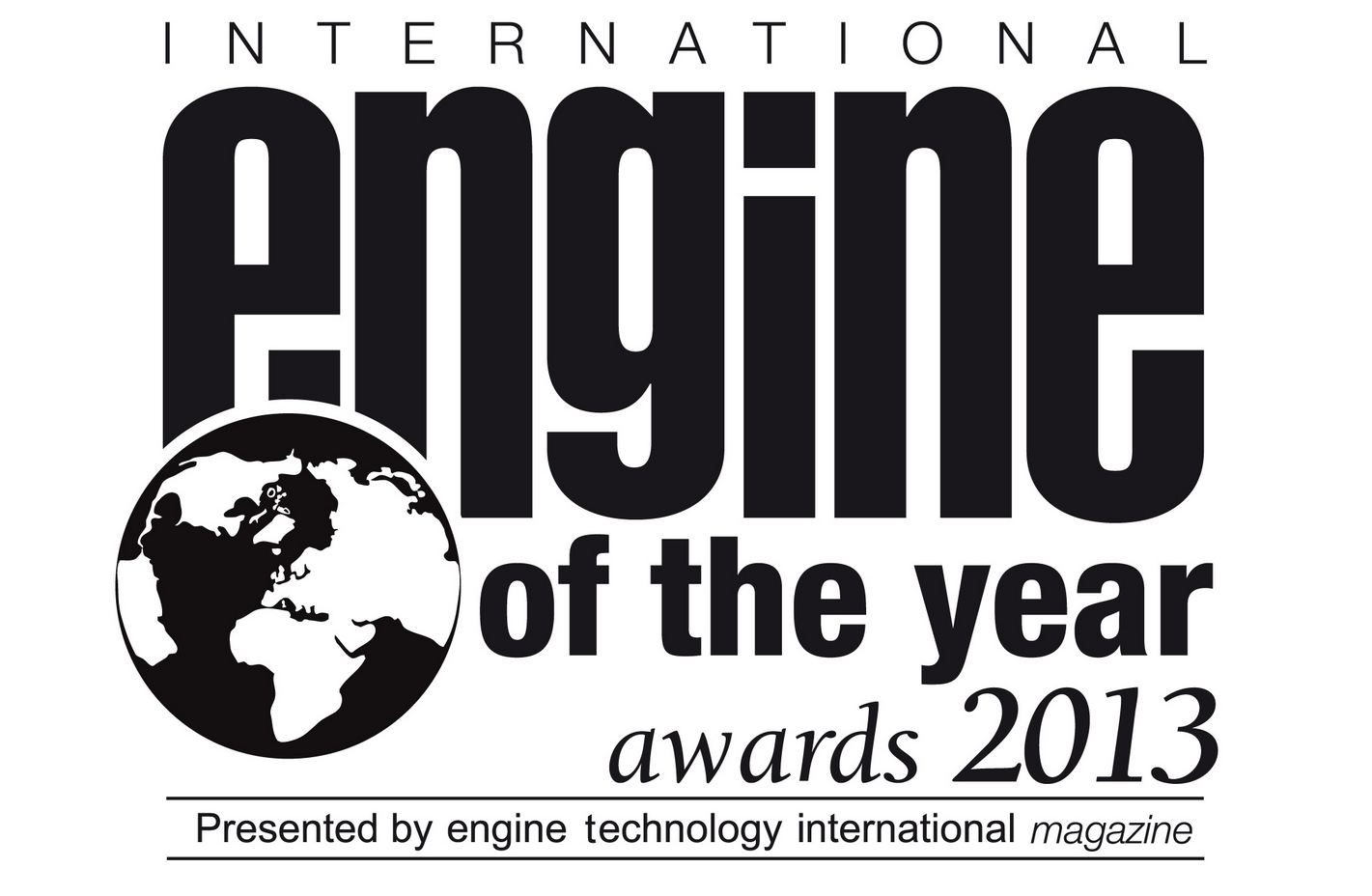 engine of the year 2013