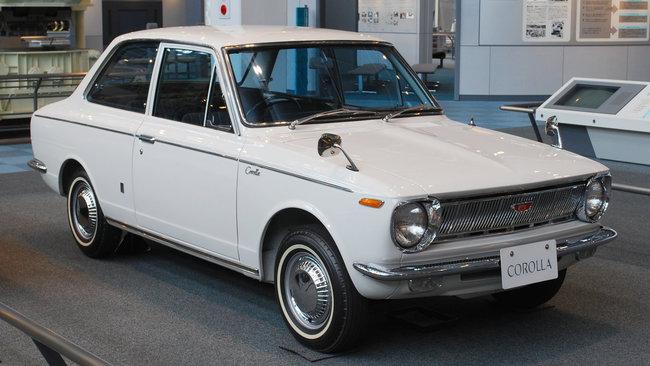 01 Toyota Corolla 1966