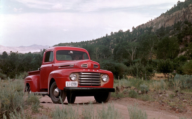 02 Ford F-150 1948