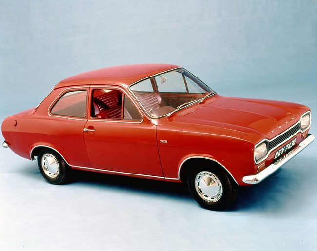 05 Ford Escort 1967