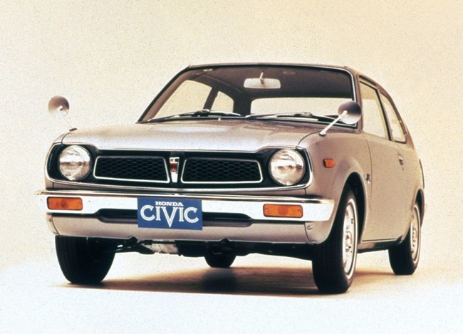 06 Honda Civic 1973