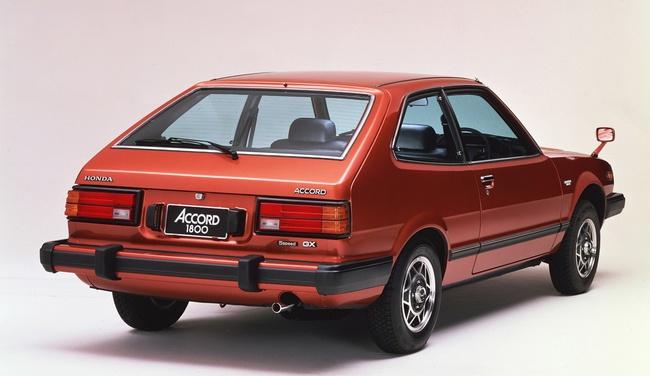 07 Honda Accord 1976