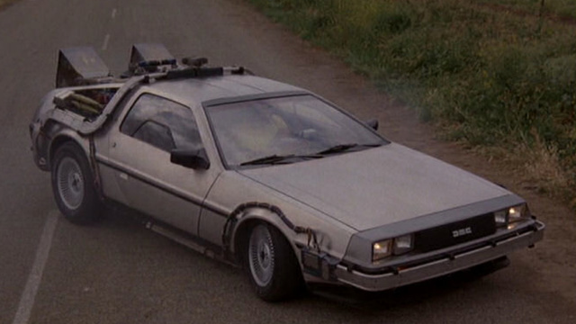 1. Delorean DMC 12