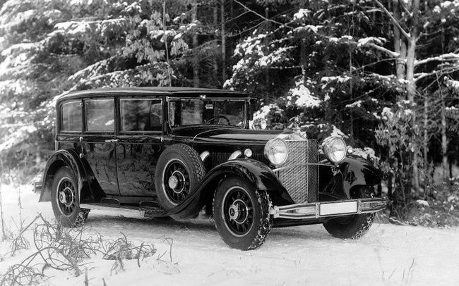 1931 Mercedes Benz 770