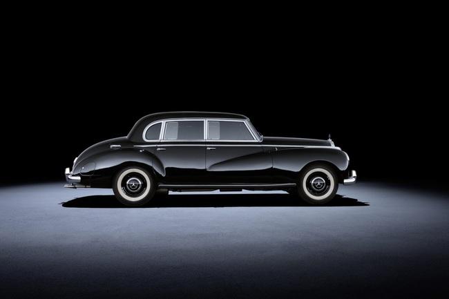 1951-1962 Mercedes Benz 300 W186 W189