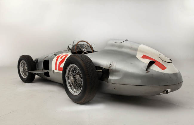 1954 Mercedes-Benz W196R Formula 1 Racing Single-Seater 09