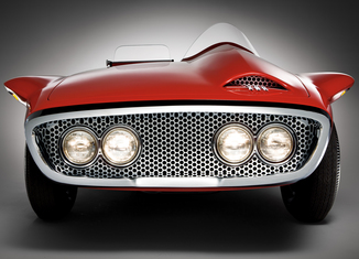 1960 Plymouth XNR 17