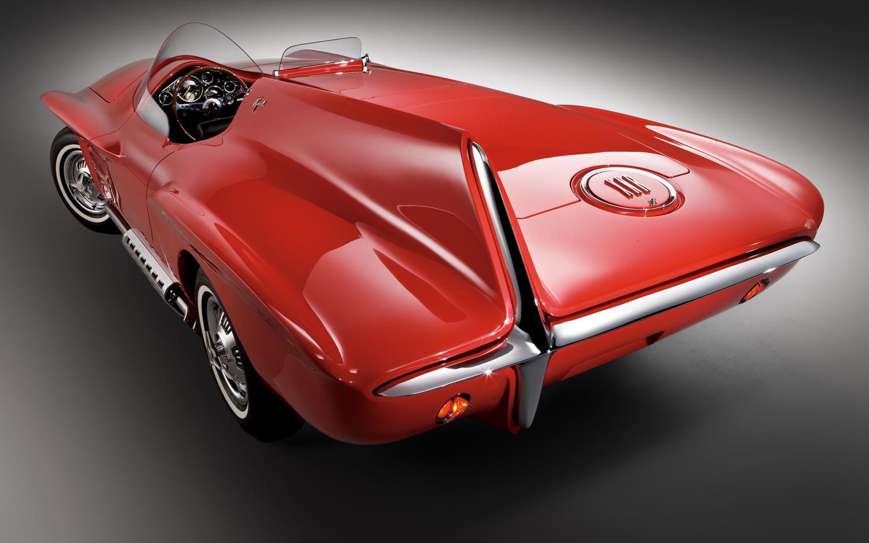 1960 Plymouth XNR 19