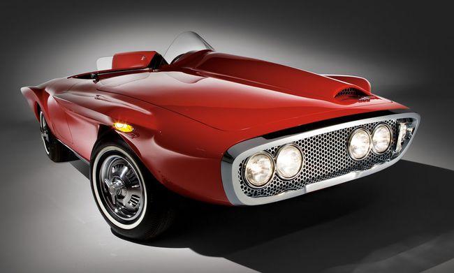 1960 Plymouth XNR 6