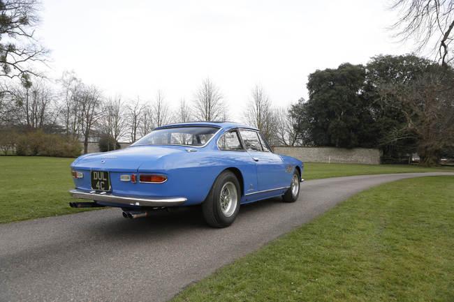 1965 Ferrari 330GT John Lennon 10