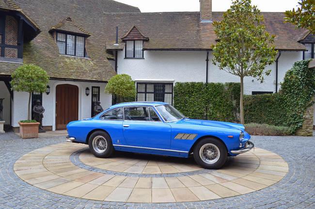 1965 Ferrari 330GT John Lennon 18