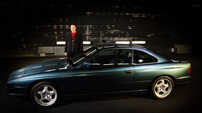 BMW Serie 8 video 2