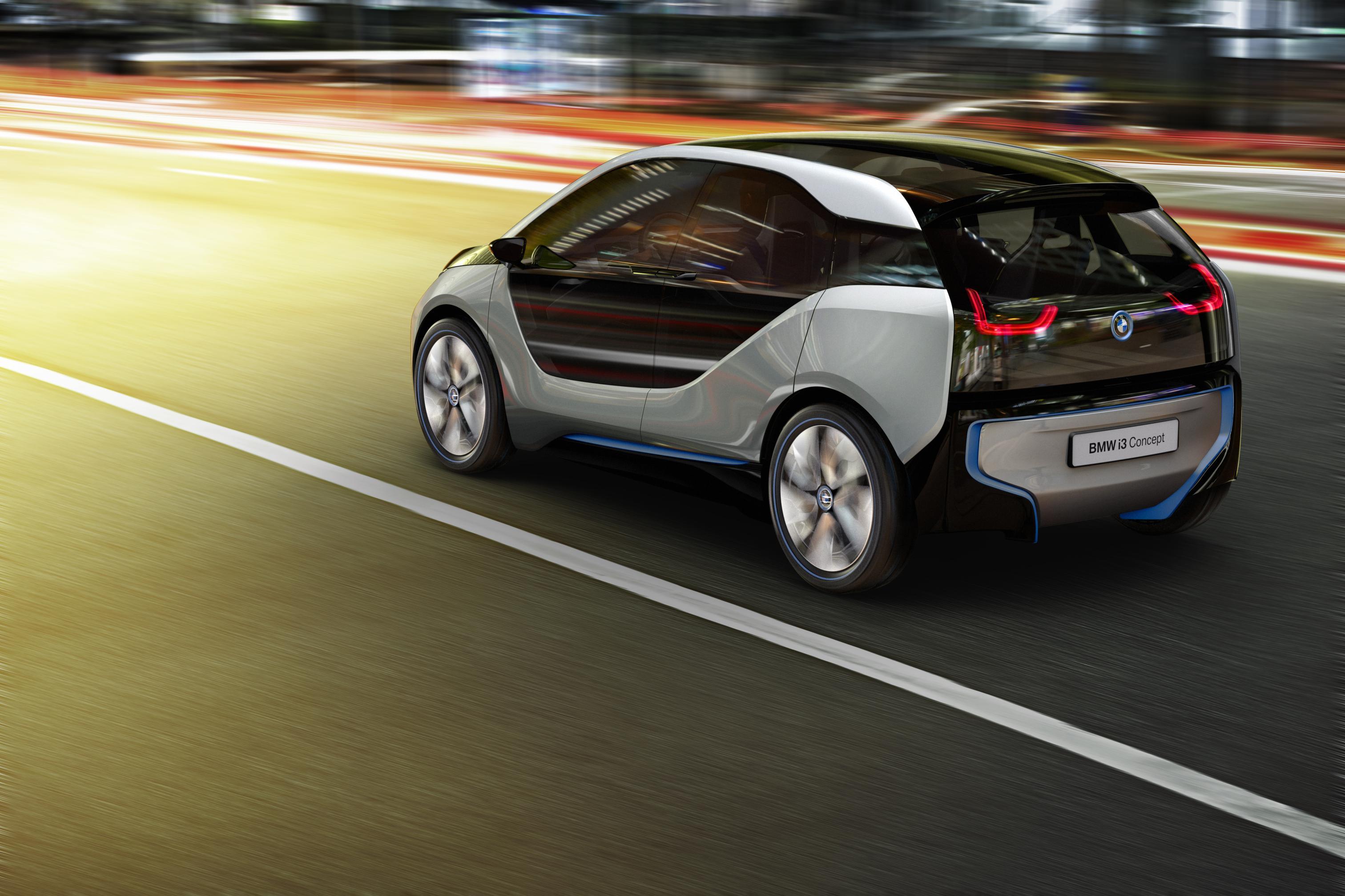 BMW i3 foto 1
