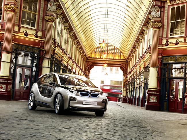 BMW i3 foto 2
