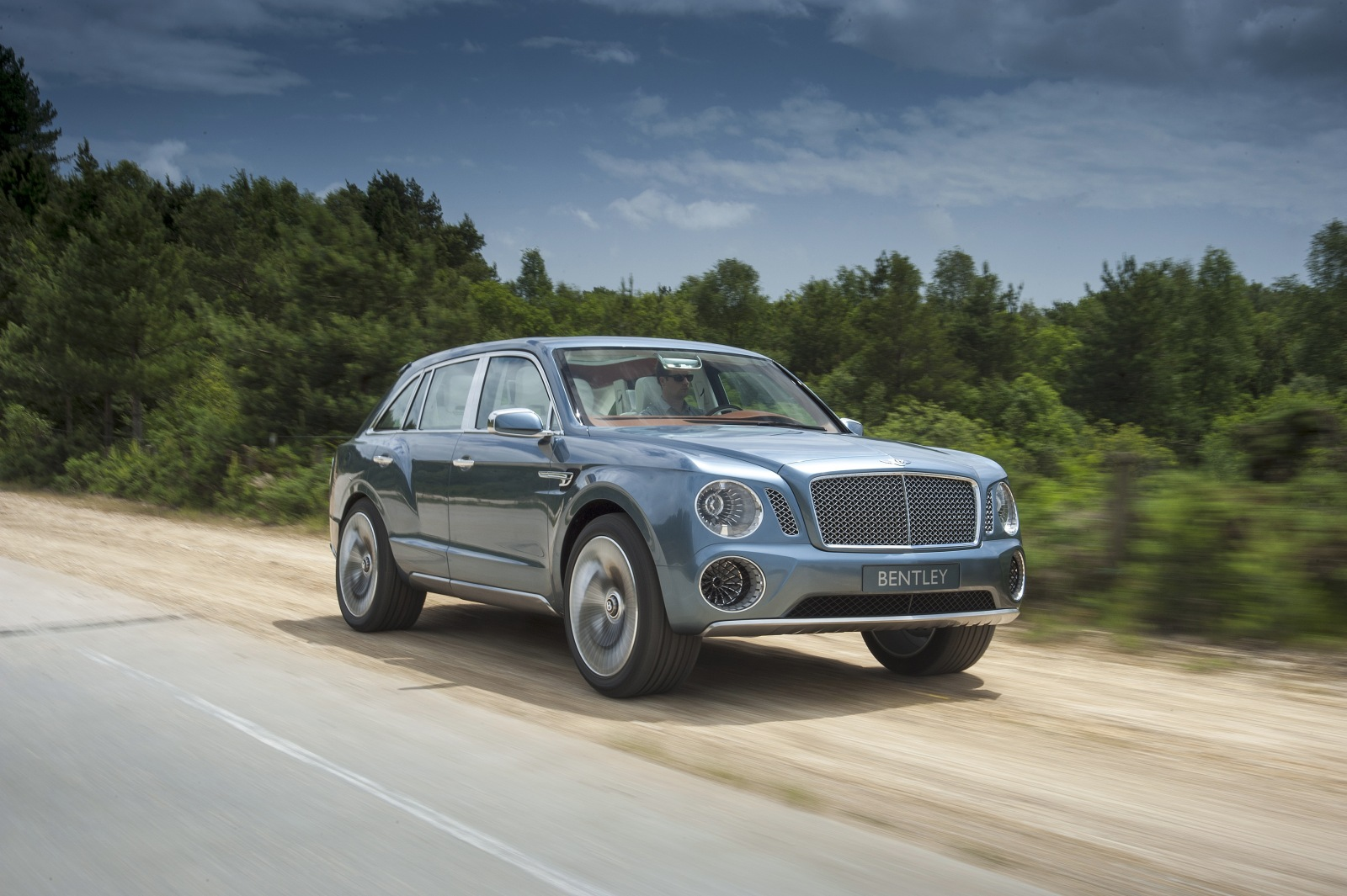 Bentley EXP 9F 1