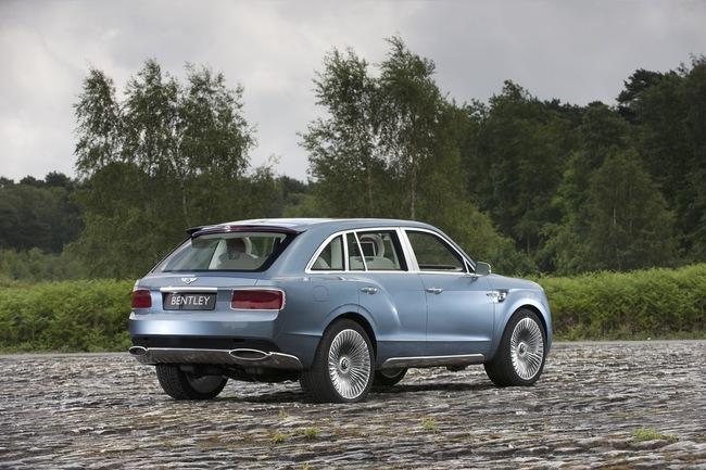 Bentley EXP 9F 2