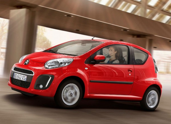 Citroen C1 Collection 4