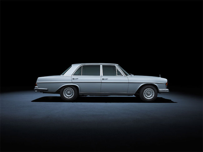 Clase S 300 SEL 6.3 1968