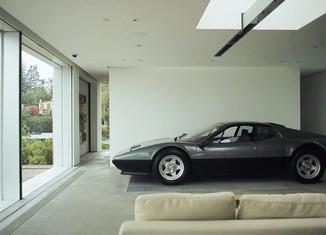 Ferrari 512 BBi casa