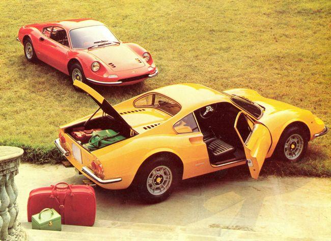 Ferrari DIno 1