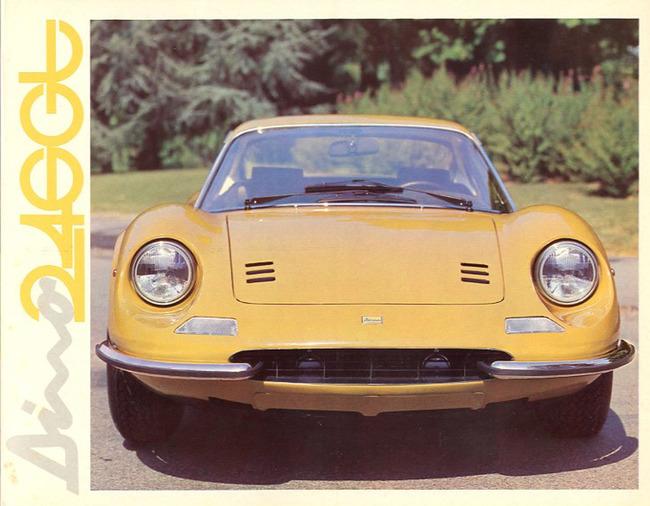 Ferrari DIno 3