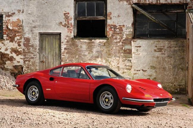 Ferrari DIno 7