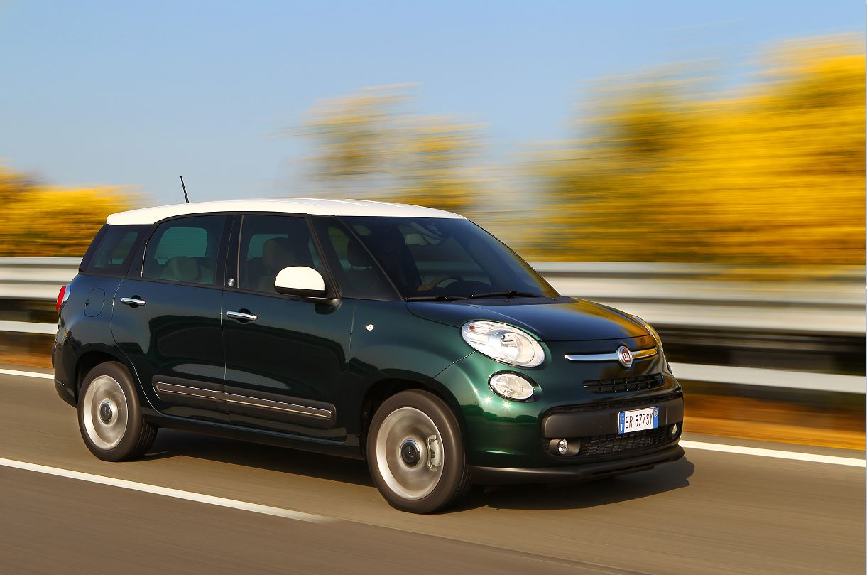 Fiat 500 L Living 2
