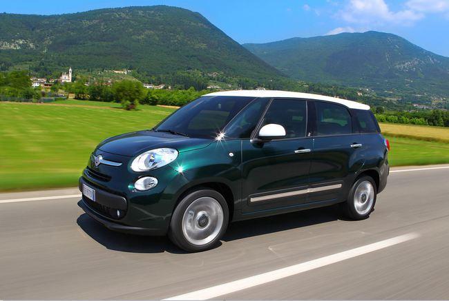Fiat 500 L Living 3