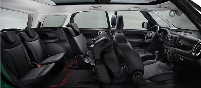 Fiat 500 L Living 6