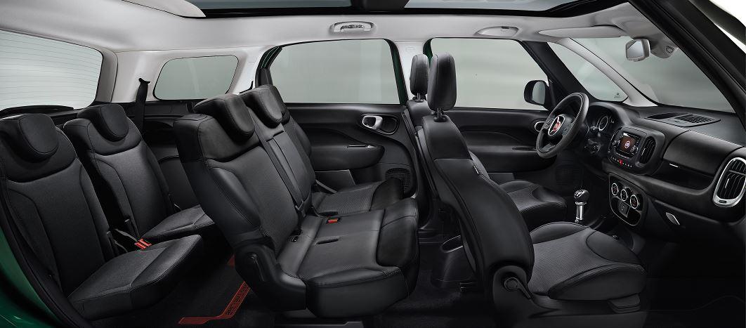 Nuevo Fiat 500l Living Un Siete Plazas A Buen Precio