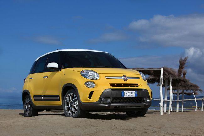 Fiat 500L Trekking 10