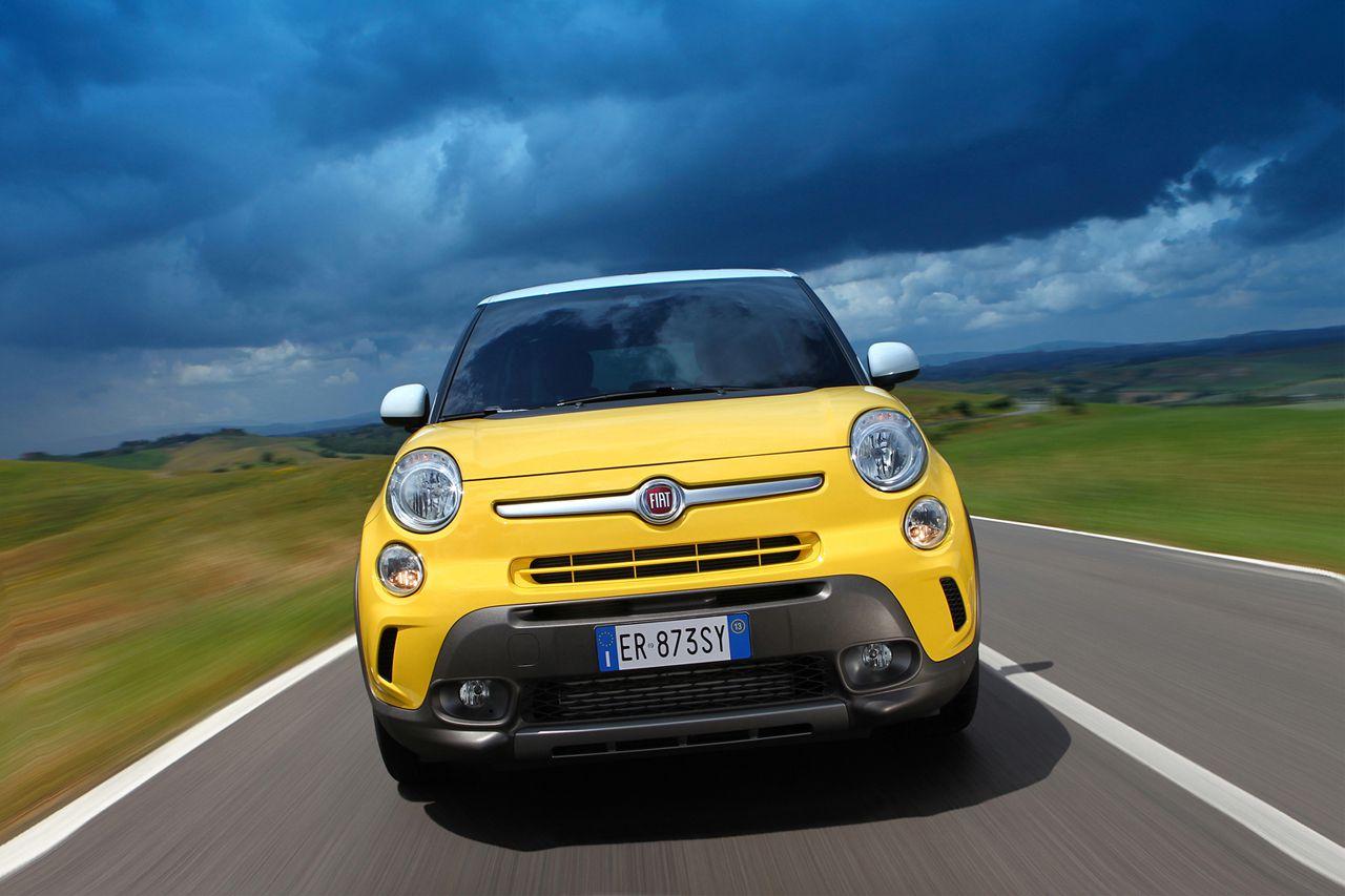 Fiat 500L Trekking, desde 18.600 euros Fiat 500l Trekking
