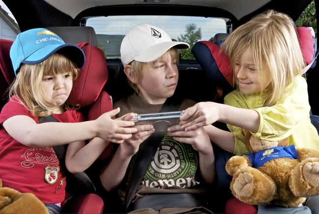 Foto Chevrolet niños