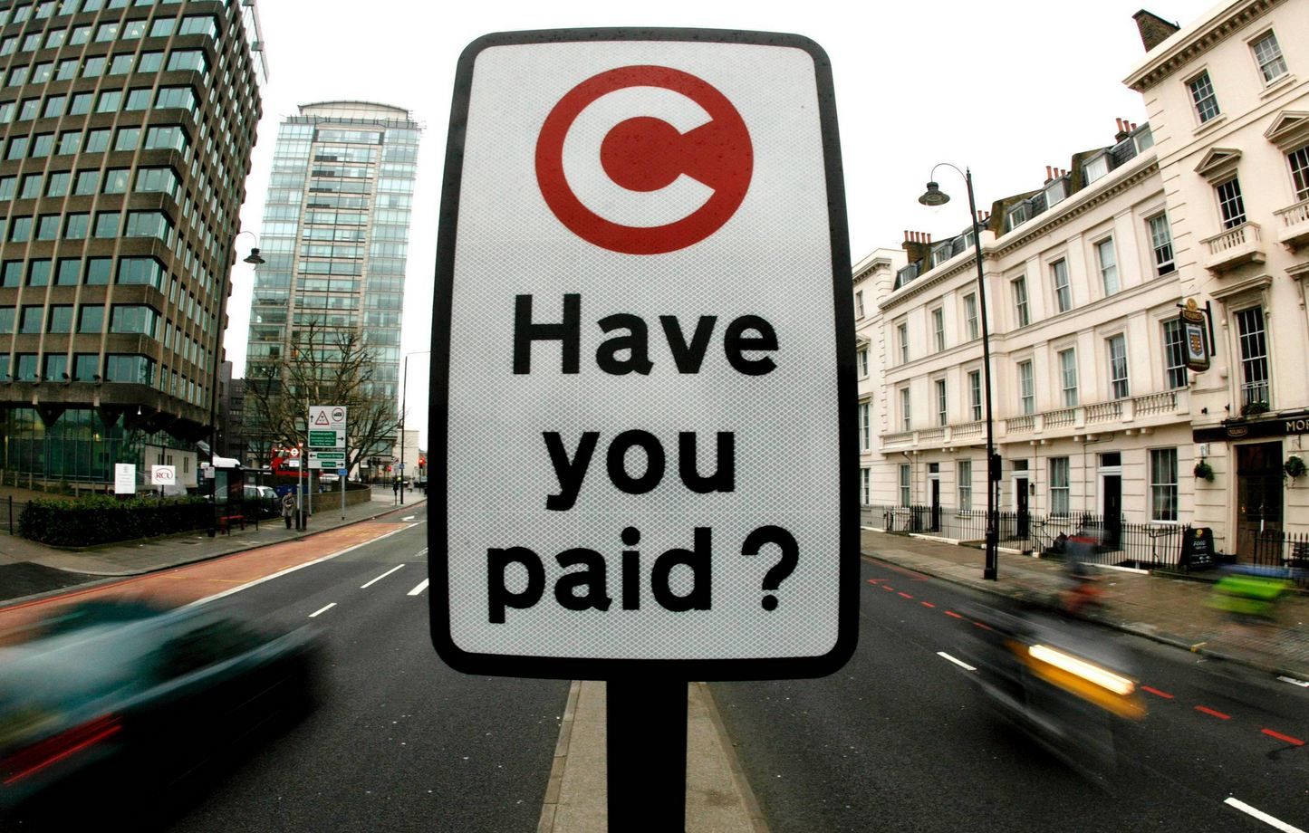 Londres Congestion Charge