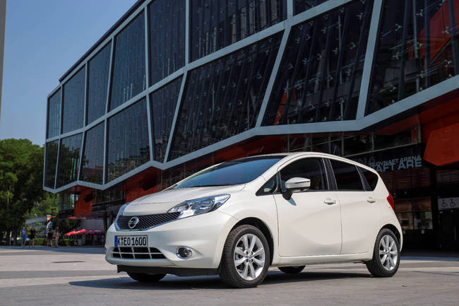 Nissan Note 2013 20