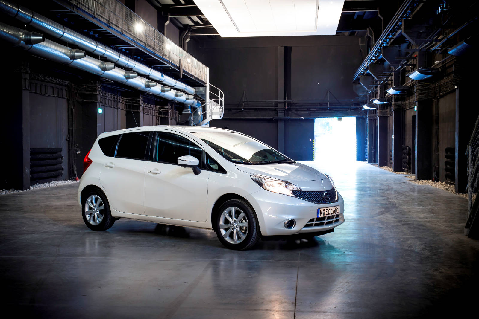 Nissan Note 2013 22