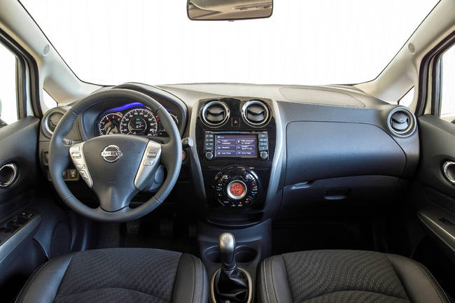 Nissan Note 2013 29