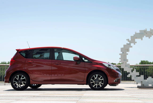 Nissan Note 2013 37