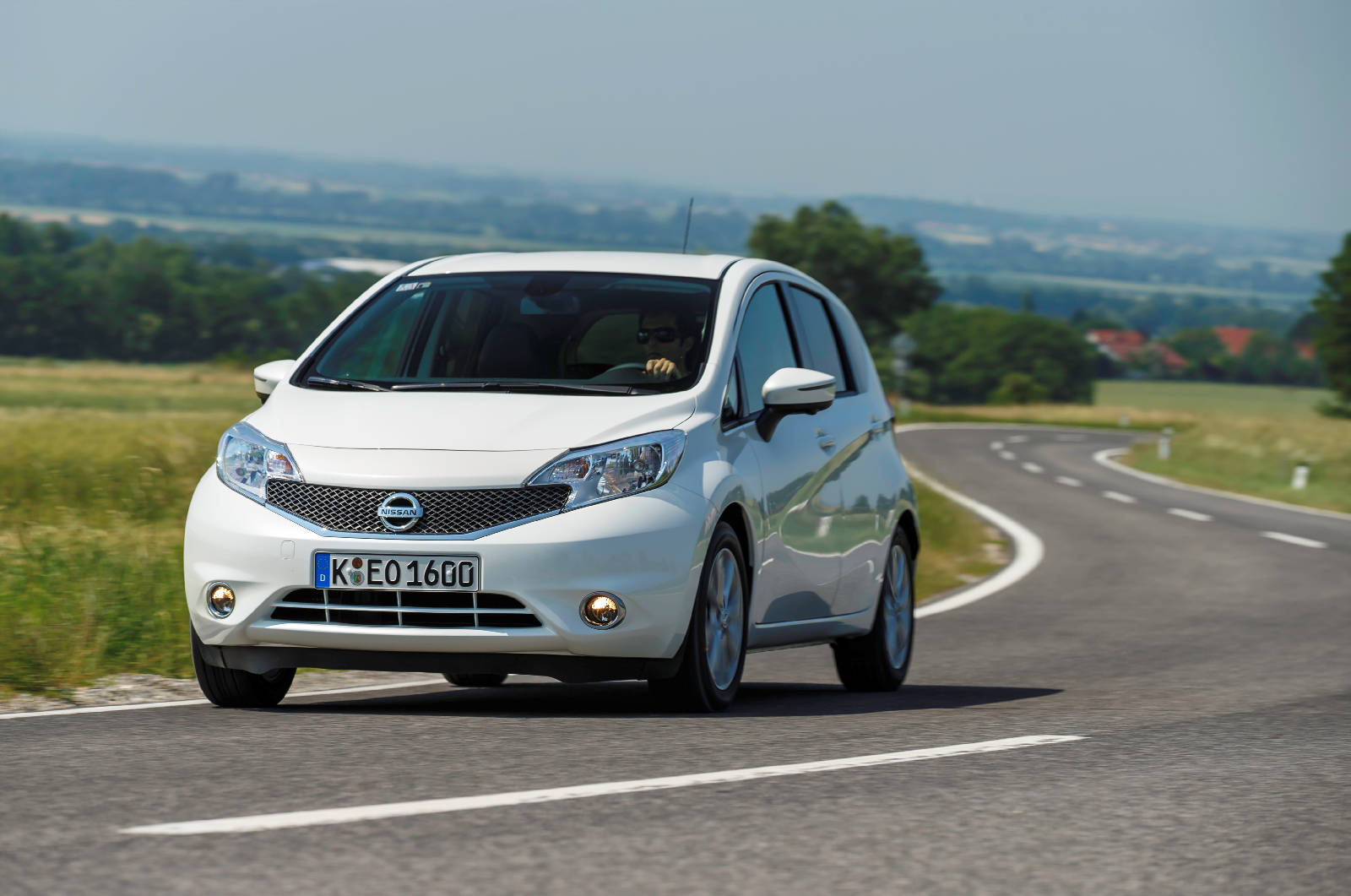 Nissan Note 2013 8