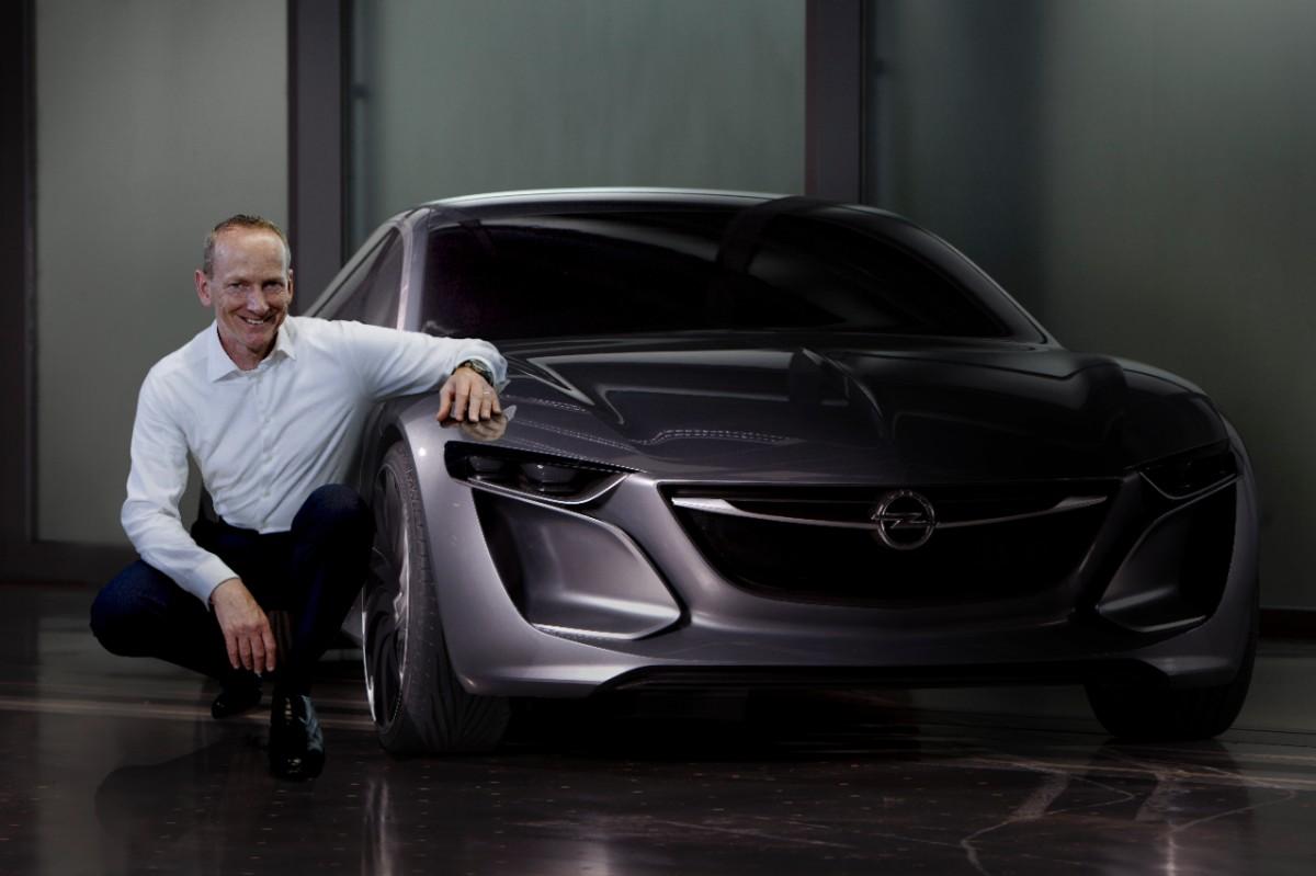 Opel Monza Concept 2