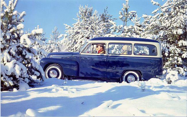 Volvo Duett 2